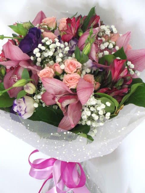 Цветы букет на свадьбу подарок 88
